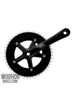 STURMEY ARCHER Chainset,Fixed Gear, Fix, Road - 46T
