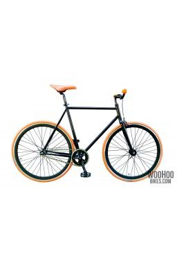 Kenda KAMPAIGN 700 x 23C Fixed Gear Tire Orange