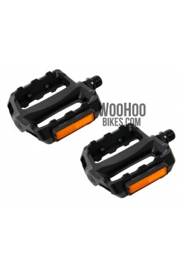 Pedals VP-469 MTB, Treking, Fixed Gear, Black