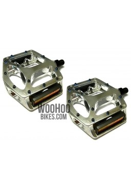 Platform Pedals VP-559, Fixed Gear, BMX, 9/16'' Silver