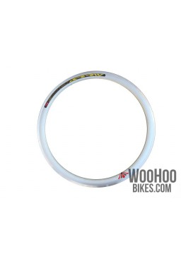 "Rim 28"" 700C 32H 43mm Fixed Gear Road Silver"