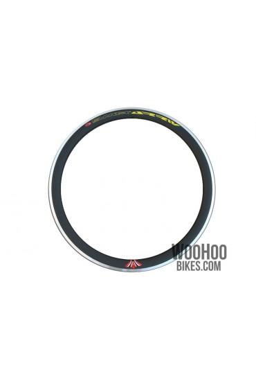 "Rim 28"" 700C 36H 43mm Fixed Gear Road Black"