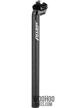 ACCENT SP-252 Bicycle Seatpost 27.0mm Black