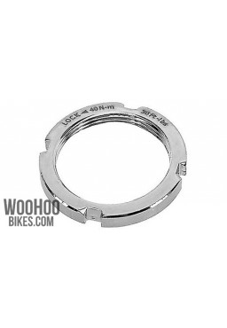 NOVATEC Hub Lockring, Fixed Gear, Track, Silver