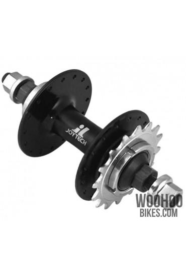 JOYTECH Rear Hub, Fixed Gear, Road Bike, Track 36H Black