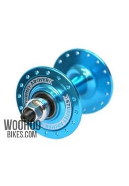 STURMEY-ARCHER HBT30 Front Hub, Fixed Gear, 32H Blue