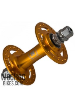 NOVATEC A165SBT Front Hub, Fixed Gear, Road Bike 32H Gold