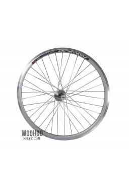 JOYTECH Front Wheel 30mm Fixed Gear, Fix, Silver