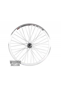 JOYTECH Front Wheel 30mm Fixed Gear, Fix, White