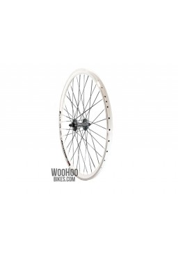 JOYTECH Front Wheel 30mm Fixed Gear, Fix, White