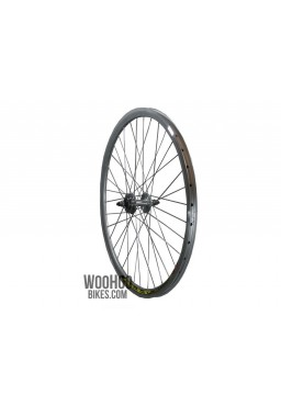 JOYTECH Rear Wheel 30mm Fixed Gear, Fix, Silver