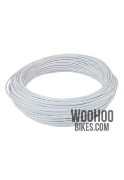 Prox Derailleur Housing Teflon Cable White