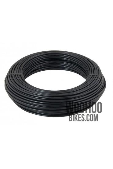 Prox Derailleur Housing Teflon Cable Black
