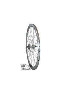 JOYTECH Rear Wheel 43mm Fixed Gear, Fix, Silver