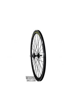 JOYTECH Rear Wheel 43mm Fixed Gear, Fix, Black