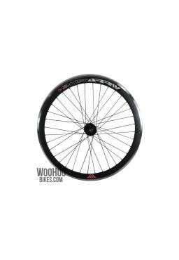 JOYTECH Front Wheel 43mm Fixed Gear, Fix, Black
