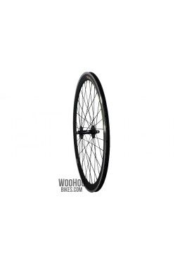 JOYTECH Front Wheel 43mm Fixed Gear, Fix, Black