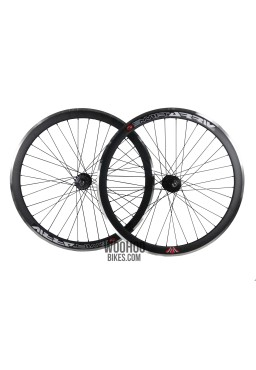 JOYTECH Wheels 43mm Fixed Gear, Fix, Black
